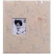 Svadobný fotoalbum na rožky WEDDING DREAMS zlatý