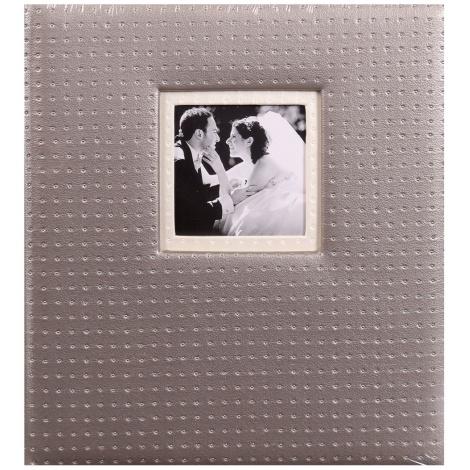 svadobný fotoalbum 29x32/60s. WE tmavý