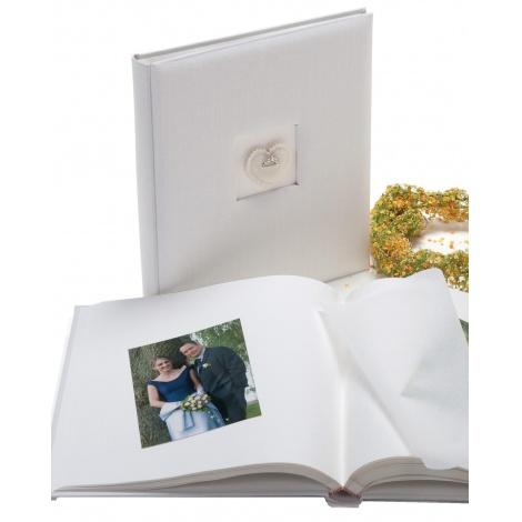 Svadobný fotoalbum na rožky FLIRT