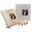 Svadobný fotoalbum na rožky WEDDING LINE