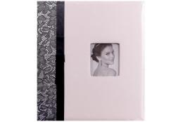 Svadobný fotoalbum na rožky WEDDING ROYAL biely