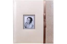 Svadobný fotoalbum na rožky FAIRY TALE zlatý