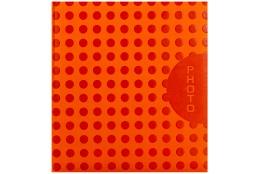 Fotoalbum na rožky LTD.EDITION 29x32/60s. oranžový