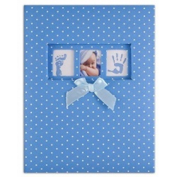Detský fotoalbum 10x15/200 DREAMLAND modrý