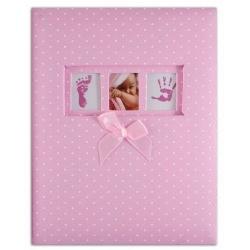 Detský fotoalbum 10x15/200 DREAMLAND ružový