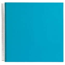Špirálový fotoalbum FESTIVAL Spiral 29x29/30 modrý