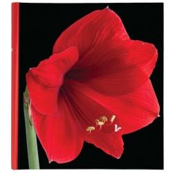 Klasický fotoalbum Botanics 29x32/100s. červený