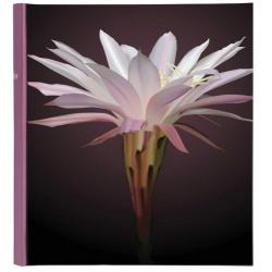 Klasický fotoalbum Botanics 29x32/100s. fialový