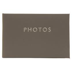 Fotoalbum 10x15/36 contemporary classic šedý