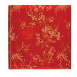 Luxusný fotoalbum 10x15/200 Blossom červený