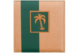 Fotoalbum 10x15/200 foto NATURAL LINE zelený