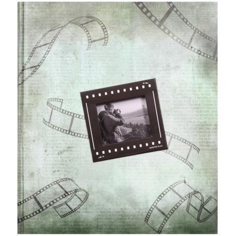 Fotoalbum 13x18/200 PICTURES II zelený