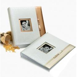 Svadobný fotoalbum 13x18/200s. GLAMOUR zlatý