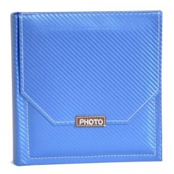Fotoalbum 10x15/200 foto Photobag modrý