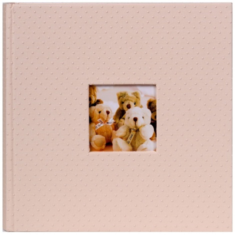 Fotoalbum 10x15/200 foto LOVELY TEDDY svetlý
