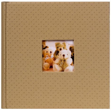 Fotoalbum 10x15/200 foto LOVELY TEDDY tmavý
