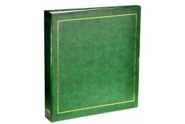 Fotoalbum 10x15/500F CLASSIC zelený
