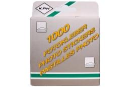 KPH fotopodlepky 1000ks obojstranné lepiace štítky