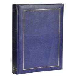 Fotoalbum 9x13/200 CLASSIC modrý
