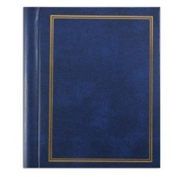 Samolepiaci fotoalbum 22,8x28/40s. CLASSIC modrý