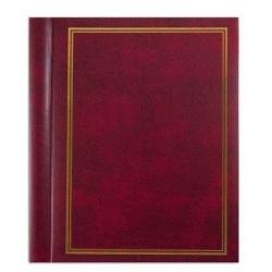 Samolepiaci fotoalbum 22,8x28/40s. CLASSIC vínový