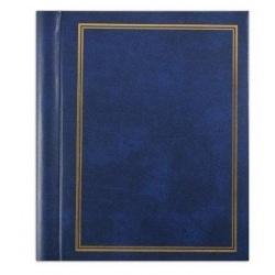 Samolepiaci fotoalbum 23x28/60s. CLASSIC modrý