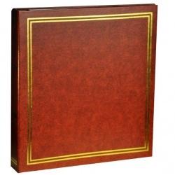 Samolepiaci fotoalbum 23x28cm/100stran hnedý