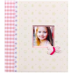 Detský fotoalbum na rožky LES ENFANTS ružový