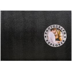 Fotoalbum na rožky 34x24/60s. SHOWTIME čierny