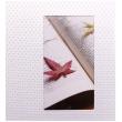 Svadobný fotoalbum na rožky 29x32/60s. DIAMOND biely