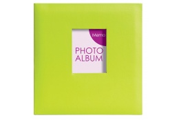 Fotoalbum Festival 10x15/200 zelený