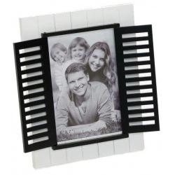 Biely fotorámik 13x18 WINDOW