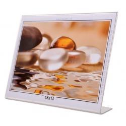 Akrylový fotorámik KARPEX 18x13cm šírka