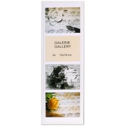 GALÉRIA TIMELESS 4 fotografie 13x18cm biela