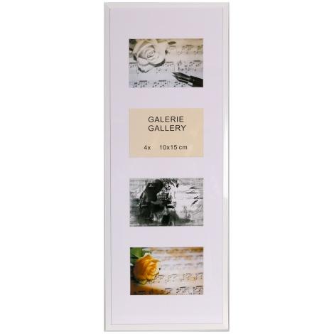 GALÉRIA TIMELESS 4 foto 10x15 biela