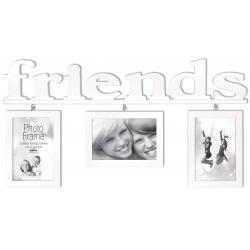 Fotorámik na viac fotografií Friends 3-10x15