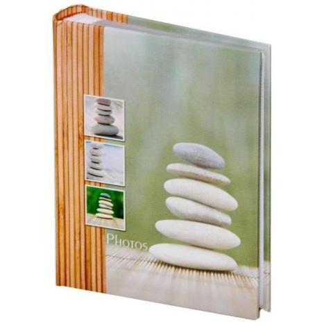 Fotoalbum 10x15/200 fotiek STONES zelený