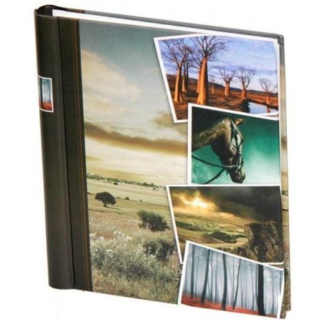 Samolepiaci fotoalbum 60 strán STONES koň