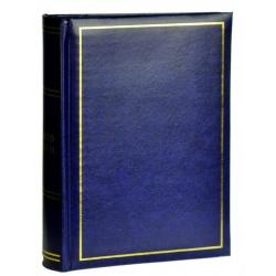Fotoalbum 9x13/300 fotiek CLASSIC modrý