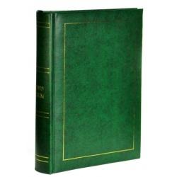 Fotoalbum 10x15/300 fotiek CLASSIC zelený