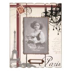 Drevený fotorámček PARIS 10x15cm