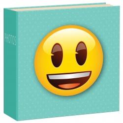 Detský fotoalbum 10x15/200 Emoji Smiley