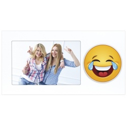 Fotorámček Emoji Style 10x15 Smiley LOL