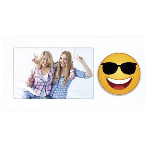 Fotorámček Emoji Style 10x15 okuliare