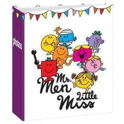 Detský fotoalbum 13x18/102 Mr. Men and Little Miss všetci