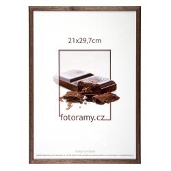 Dřevěný fotorámeček DR001K 9x13 02