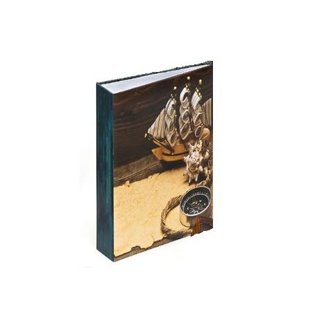 Fotoalbum 10x15 / 200 foto s pop. COMPASS kompas
