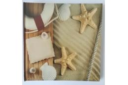 Fotoalbum na rožky 30x30 / 100s. COMPASS hviezdica