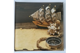 Fotoalbum na rožky 30x30/100s. cOMPASS kompas