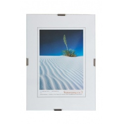 Sklenrný clip rámik KPH 29,7x32 DIN A3
